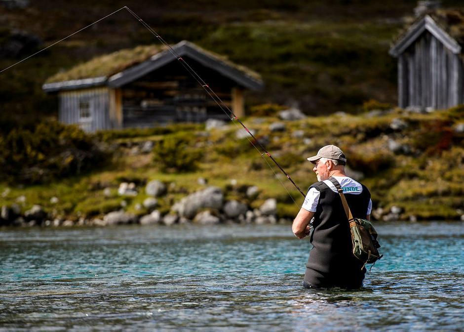 Nyt den siste delen av sommeren med fin fisketur!
