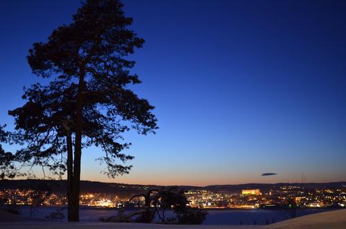 Kveldstur Presterødkilen og Råelåsen