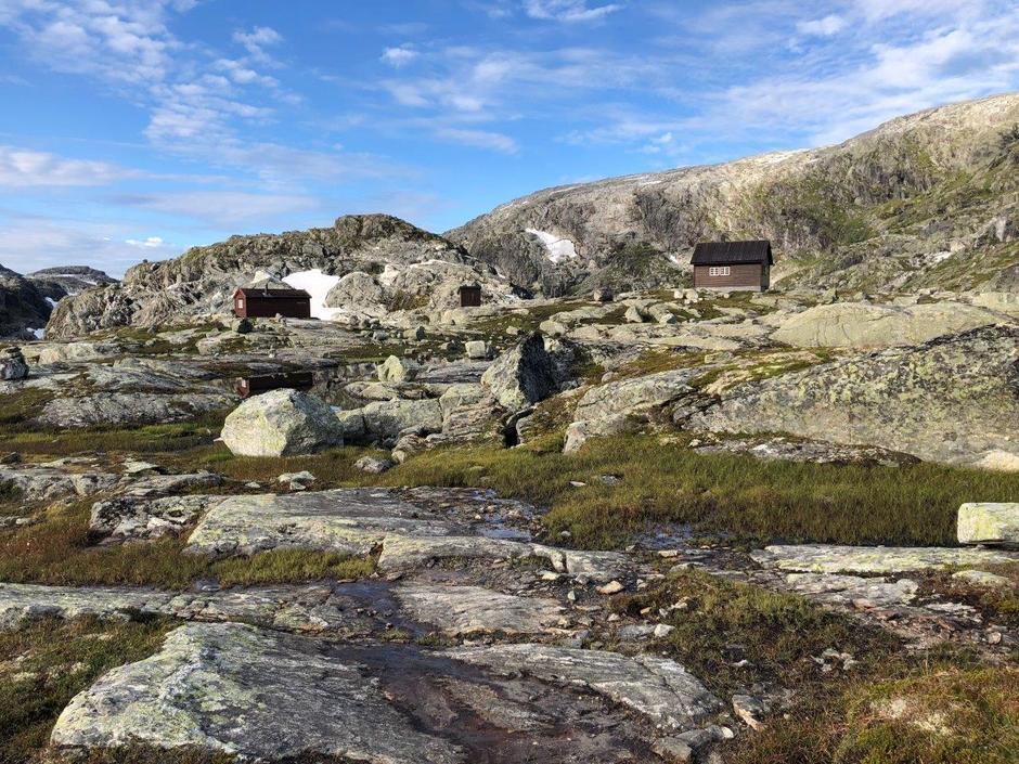 Kaldavasshytta til Voss Utferdslag