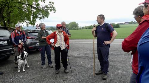 Langs pilgrimsleden i Furnes 22.05.2019