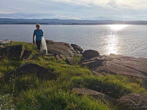 Fra Strandryddedagen i Storsjøen, Odal
