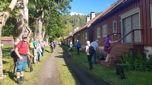 Vellykket tur rundt Vasstøvannet til Eikelands verk i Søndeled