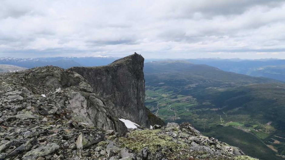 Voraspissen 1437 moh.