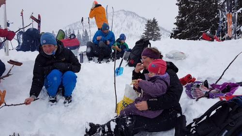 Vellukka skitur til Vigdalsstølen