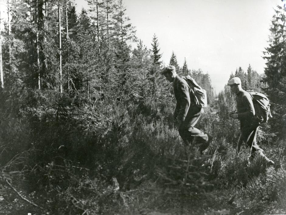 Norske flyktninger under andre verdenskrig