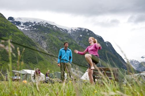 Vi søker turledere til DNT ung Sunnmøres sommerskole