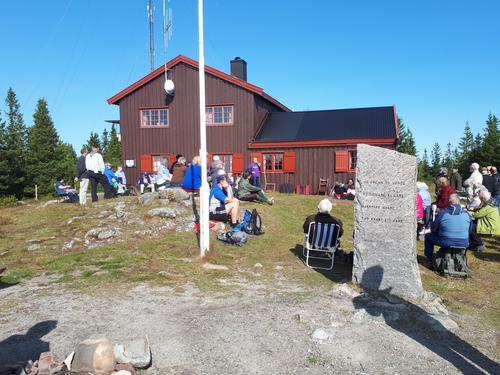 Borgen på toppen av Nordhue