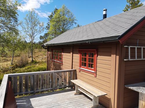 DNT Romsdal har kjøpt hytte ved Herjevatnet!