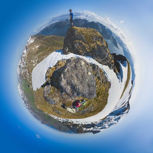 360 graders bilde