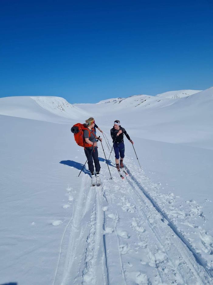 Årets skihelg på Nordmøre.