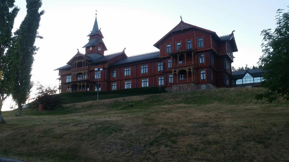 Holmenkollen Park Hotell