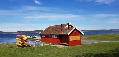 Se her - ledige helger i Sjøbua på Øitangen!