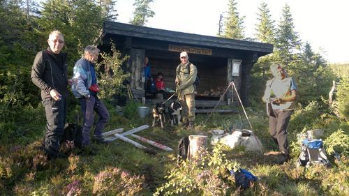 Turtips 1: Gapahuken ved Svanevatnet