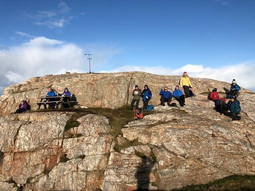 Søndagstur til Skogsøy