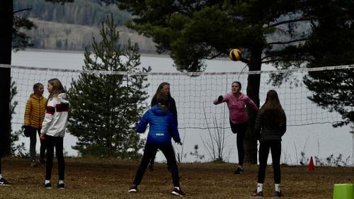 Volleyballspill