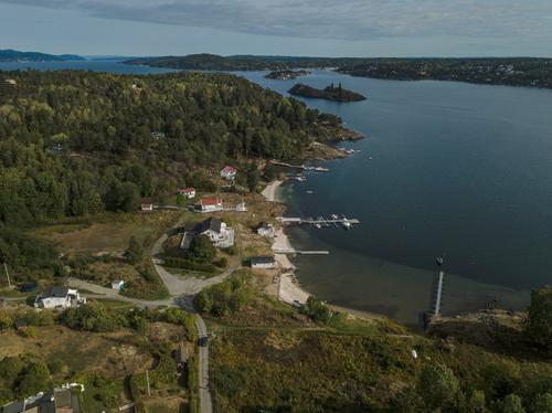 DNT Vansjø og skjellsand