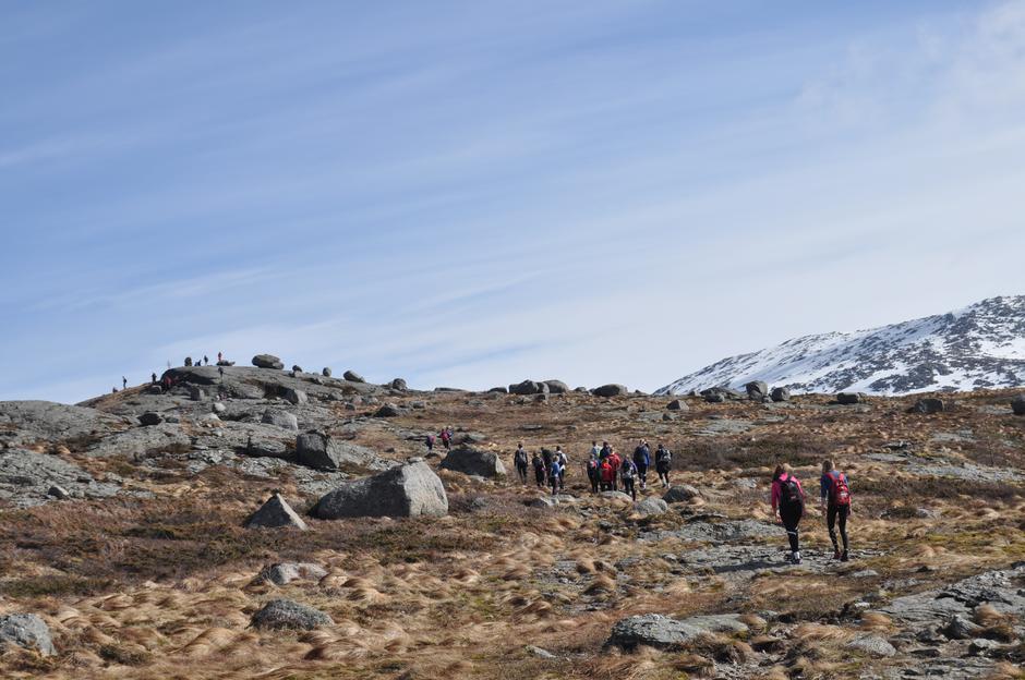 Opptur 2016 - Endelig Nordfjell