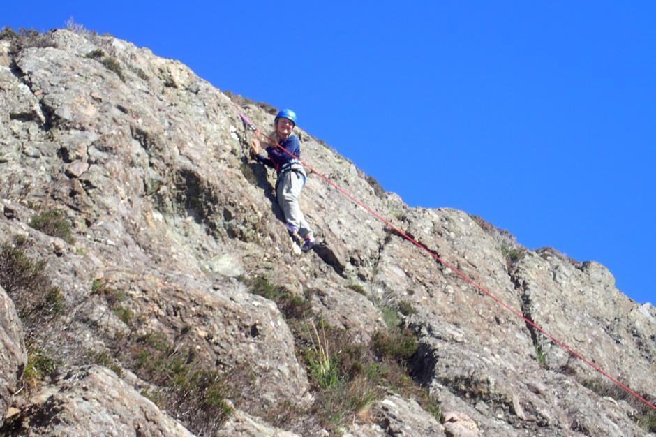 klatring er gøy