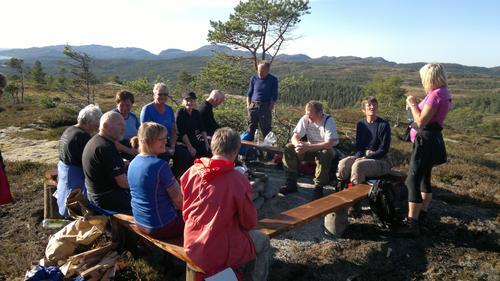 Turtips 2: Gapahuken Olavsbu i Bjugn
