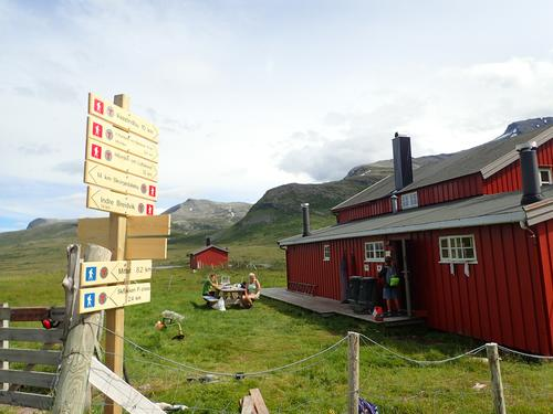 Turtips: Rundtur i Isfjordsfjella