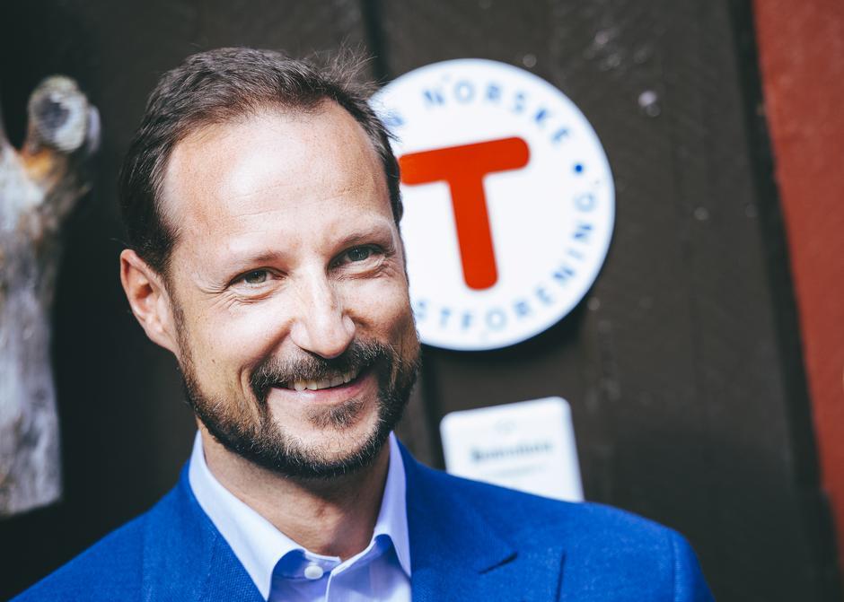 H.K.H Kronprins Haakon skal på tur med DNT langs Flyktningeruta i august