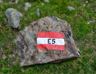 E5 - Fjernvandervei