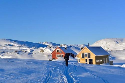 Uke 51: Skiforhold i fjellet