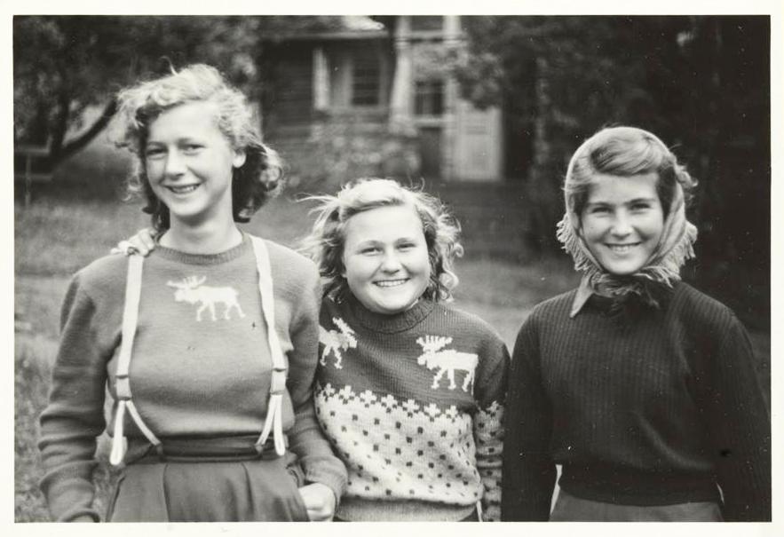 Turjenter fra 50-tallet