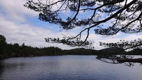 Siglingevatn på Askøy