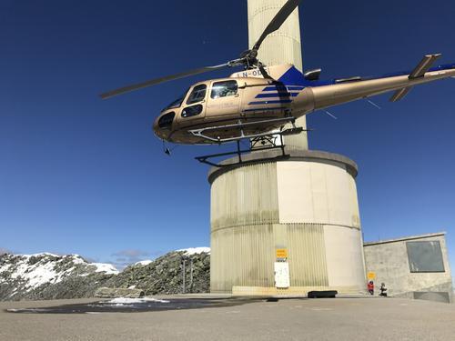 Helikopter i lufta