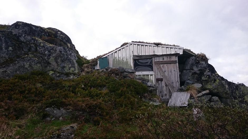 Posten ved Åsetvatnet
