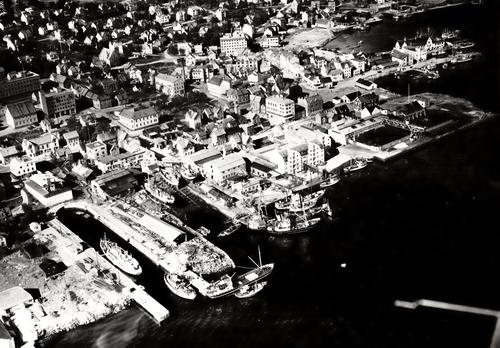 Verkstedbyen 1953