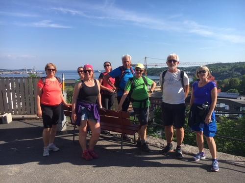 Turist i egen by - Tur på Bystien lørdag