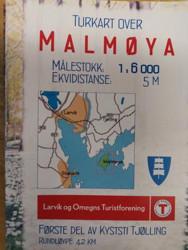 Tur med MS Viksfjord og tur på Malmøya