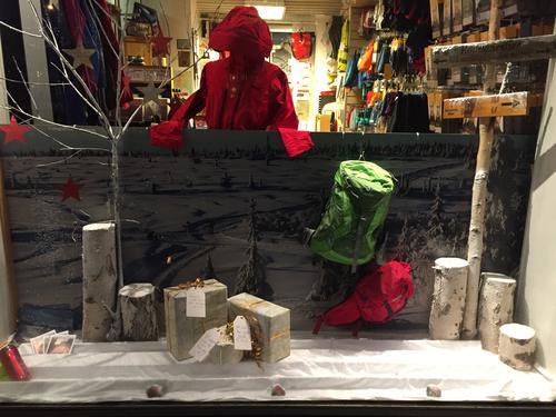 Utvidede åpningstider i HHT-butikken før jul