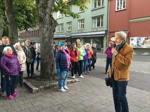 Byvandring med Anders Kaardahl