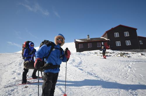 skitur i påsken
