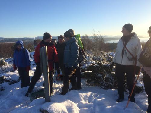Vintertur på Bjorøy