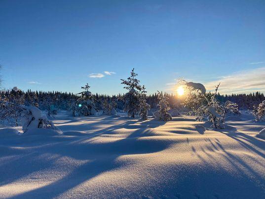 NATUREN ER ÅPEN: Turer i regi av DNT Gjøvik og Omegn er avlyst, men naturen er åpen: vi oppfordrer deg til å ta turen ut - i egen kommune!