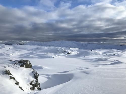 Skitur til Tysnessåta