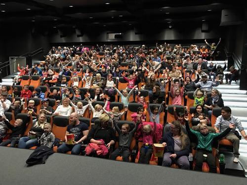 Barnas turlag på kino