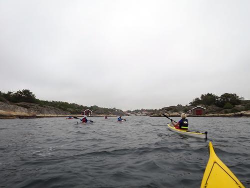 Turreferat: Padletur Ulvøysund - Arendal 3.-5. juli 2015