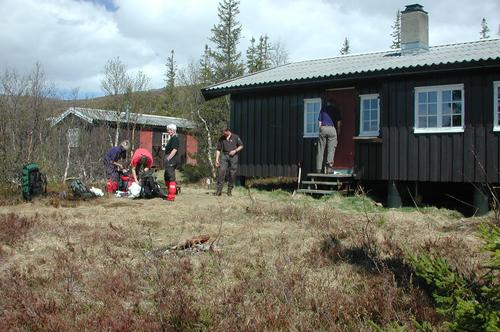 Græslihytta - selvbetjent hytte
