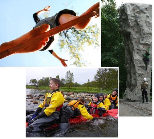 DNT ung: Basecamp Vestfold 7.-9. september