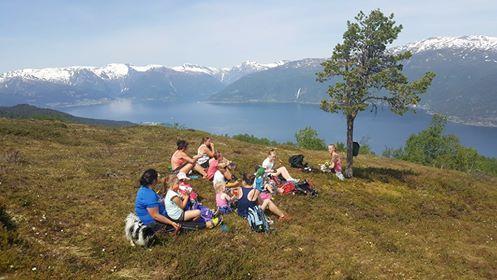 Slik gjekk turen : Barnas turlag