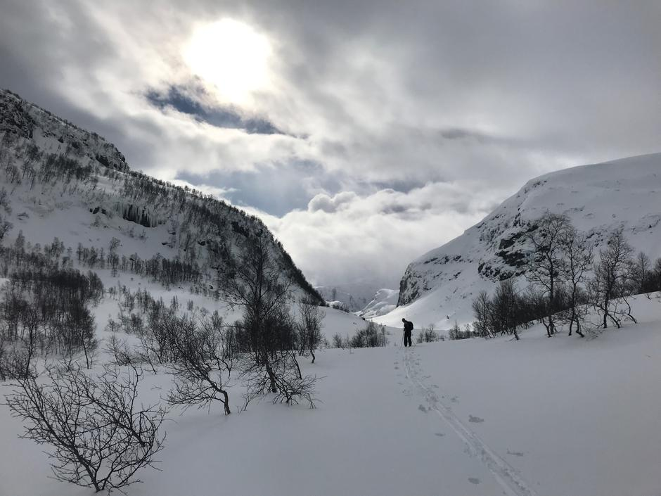 Onsdag 28.3: Slondalen Mjølfjell