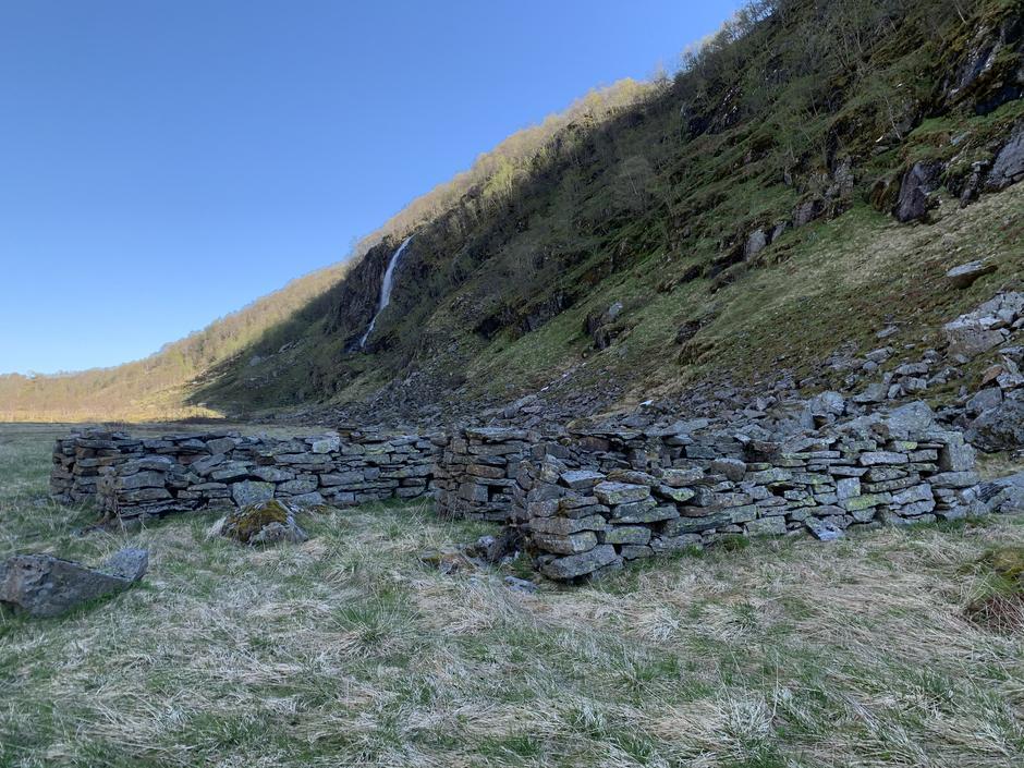 Ruiner i Kikedalen