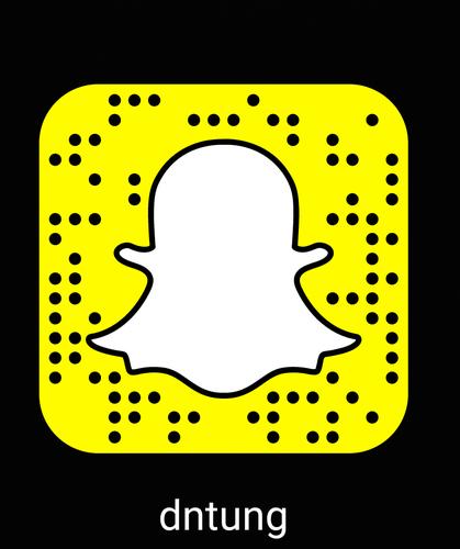 DNTung endelig på Snapchat!