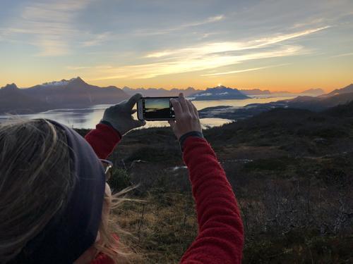 Gode fototips og -triks med smart-telefon