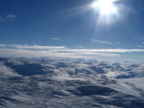 Vinterfjell